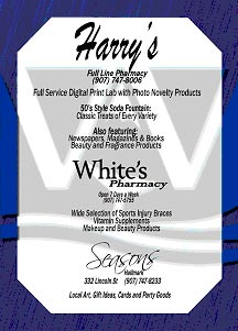 White's Pharmacy