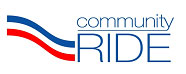 community ride logo